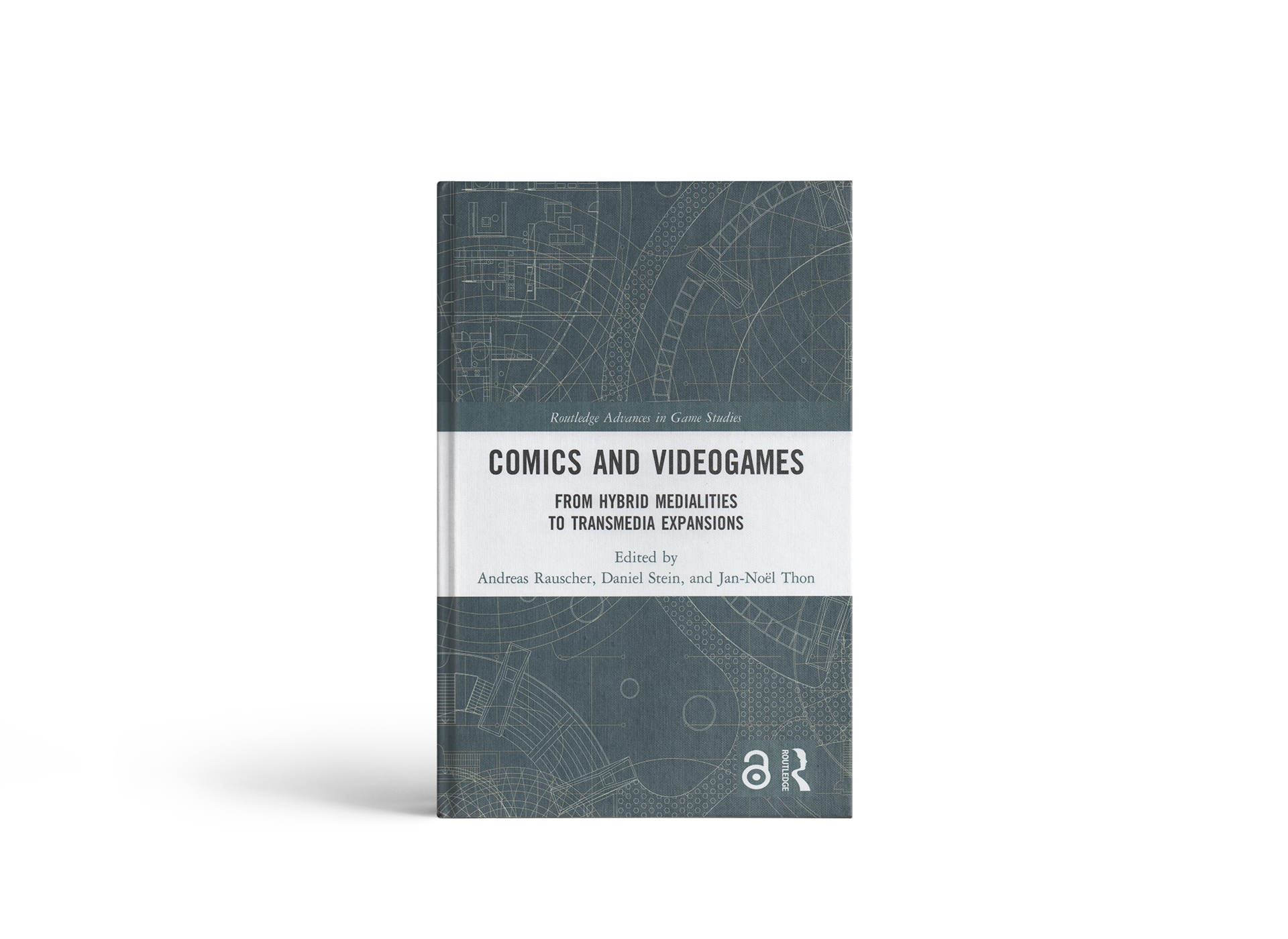 Cover: Comics and Videogames