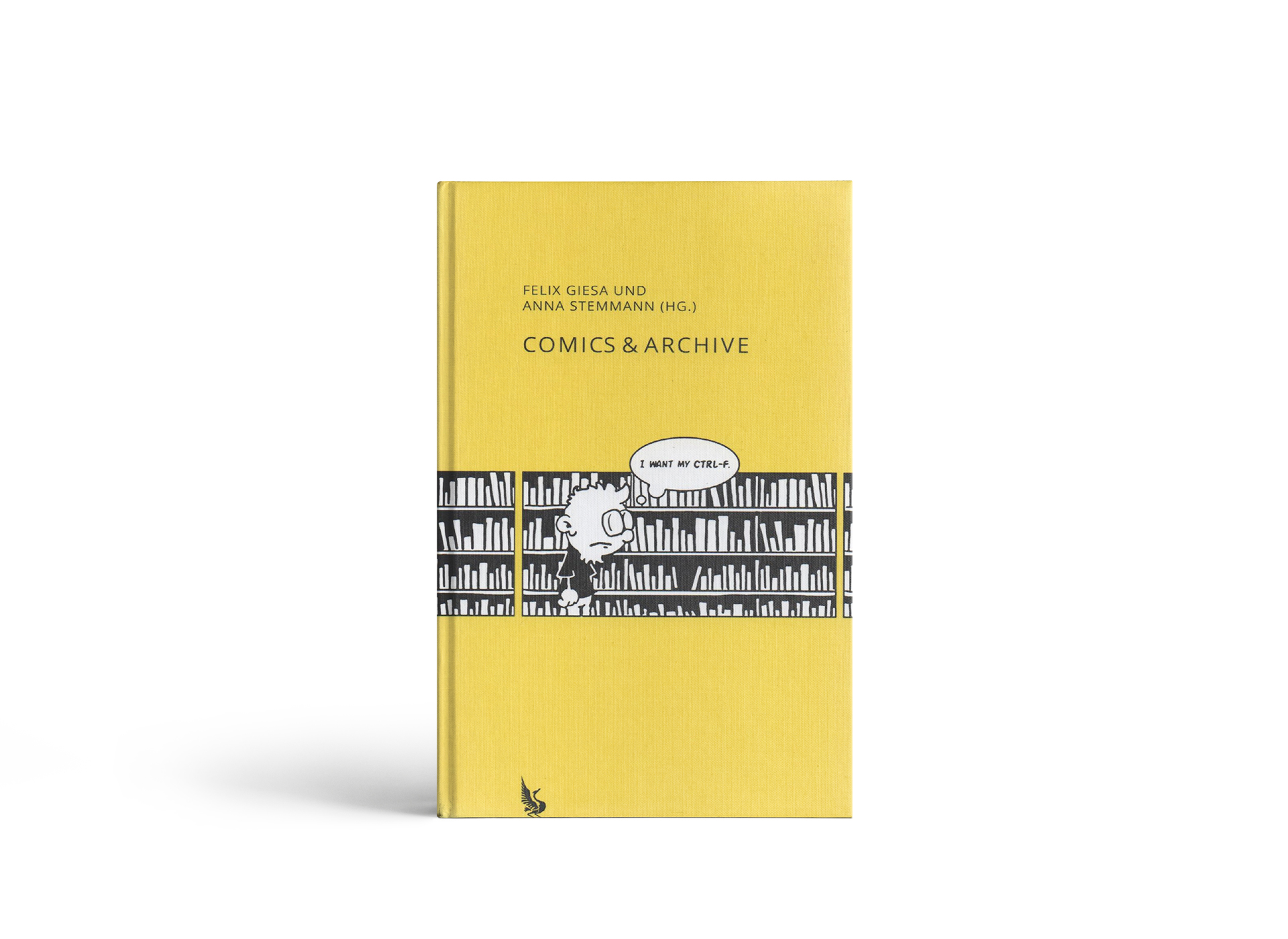 Buchcover: Der Comic, das Archiv und das Populäre